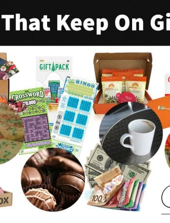 Wondering what to gift your friends and family? Here's a list of gifts that keep on giving (aka things that can be loved by the receiver over and over again) and even some benefits for the giftee too!