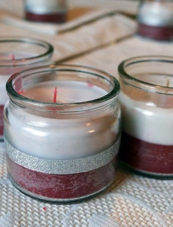 """Have you made any homemade DIY scented candles before? Or, are you constantly throwing out the """"unused"""" wax and candle jars. Turn that perfectly good wax into new candles, and surprise your loved ones with your handy skills :)"""