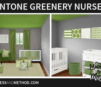The Pantone 2017 colour is Greenery! I love bold and bright colours, so today I'm going to share a few ways you can bring some accessories into your home to create a Pantone greenery nursery!