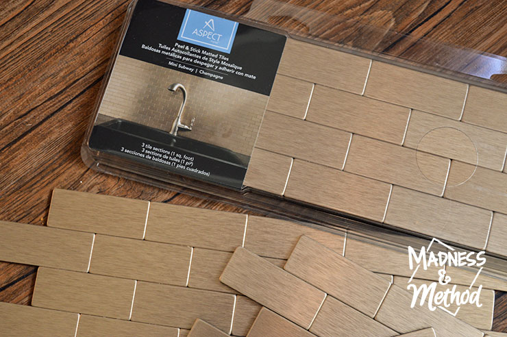 champagne aspect tiles
